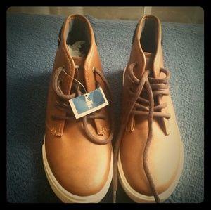 Nautica Boys size 4 shoes